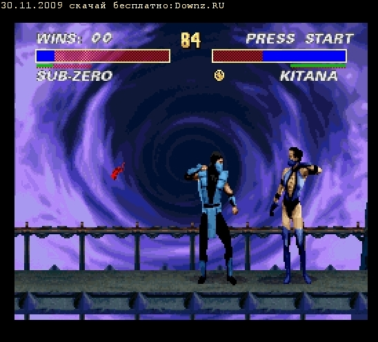 ��������� ������� ���� Mortal Kombat 3 - Ultimate ������ ������(����������� �����) - Super Nintendo, SEGA Rom